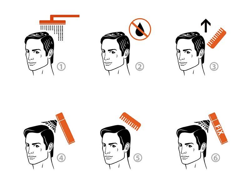 Navod pouziti Volume Hair Plus vlasovy zesilovac