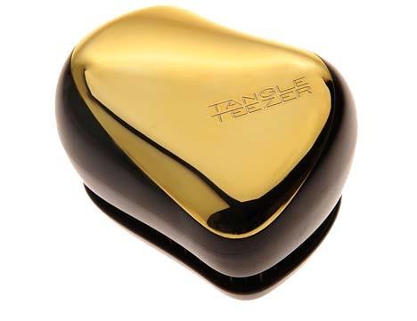 Tangle Teezer Compact Styler - zlatý lesklý