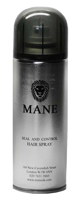 MANE Vlasový fixátor (Seal And Control Hair Spray) 200 ml