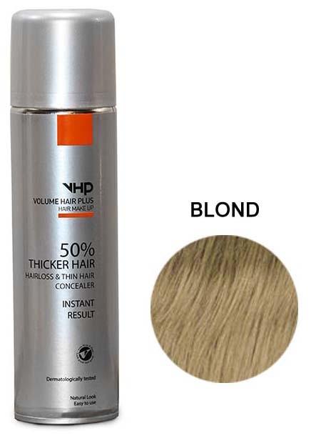 Volume Hair Plus vlasový zesilovač BLOND ve spreji pro zahuštění vlasů 250 ml