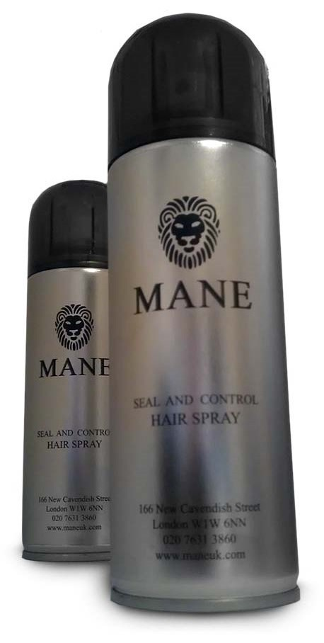 MANE Vlasový fixátor (Seal And Control Hair Spray) 2x 200 ml