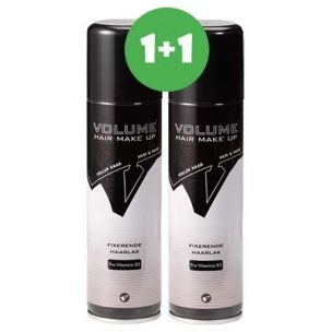Volume Hair Plus vlasový fixátor 2x200 ml